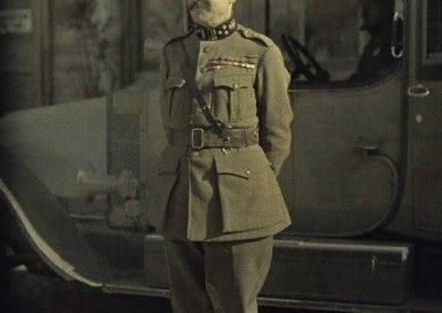 Belgian General Michel