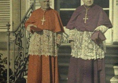 Monsignor Luçon and Monsignor Neveu