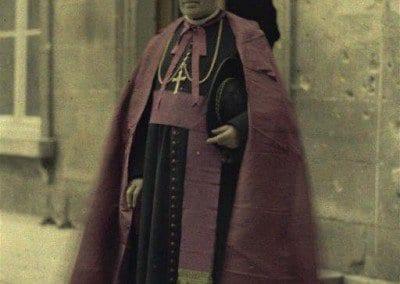 Monseigneur Pechenard, Bishop