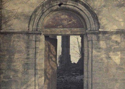 Doorway of church, Villers-Franqueux