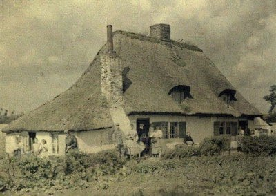 Flemish house near Rexpoede