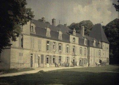 The hospital at Vauxbuin