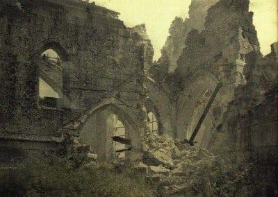 Church ruins, Missy-sur-Aisne