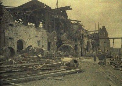 Ruins of a distillery