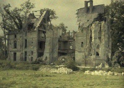 Plessis castle
