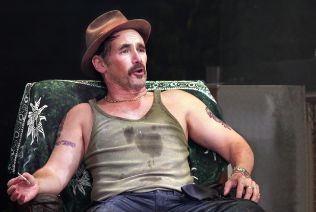 Mark Rylance as Johnny 'Rooster' Byron.