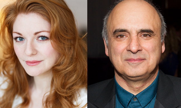 Laura Pitt-Pulford and Peter Polycarpou will star in Oliver!