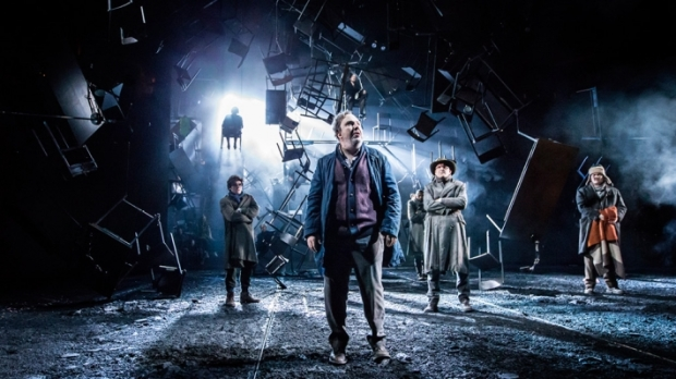 Lizzie Clachan's set for As You Like It at the National has divided opinion