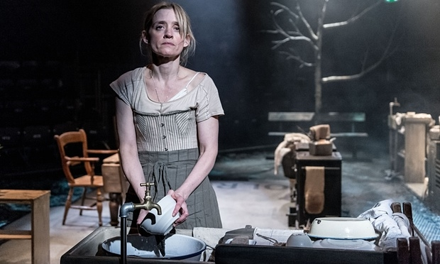 Anne-Marie Duff in Husbands and Sons