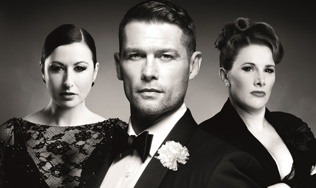 Hayley Tamaddon, John Partridge and Sam Bailey will take the leads in Chicago