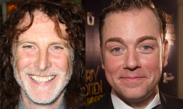 David Threlfall and Rufus Hound