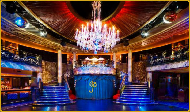 Cafe de Paris, where the launch of the WhatsOnStage Awards took place