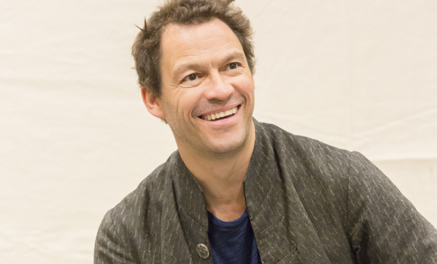 Dominic West in rehearsals for Les Liaisons Dangereuses