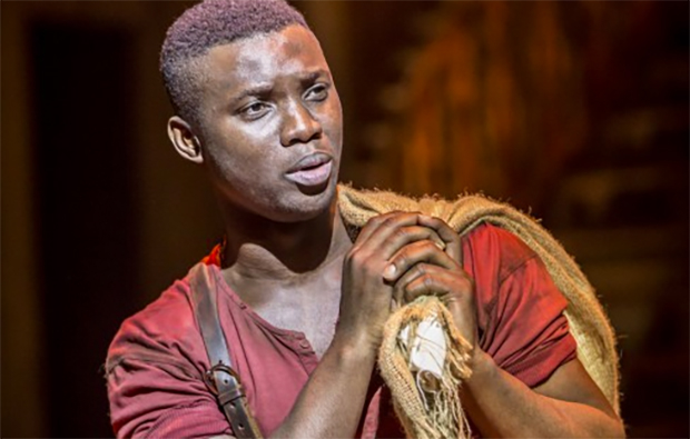 Emmanuel Kojo in Show Boat at the Sheffield Crucible