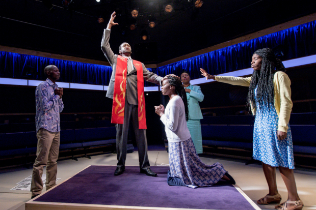 The Rolling Stone by Chris Urch at the Orange Tree Theatre