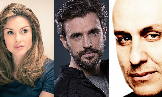 Siobhan Dillon, Michael Xavier and Fred Johanson will star in Sunset Boulevard