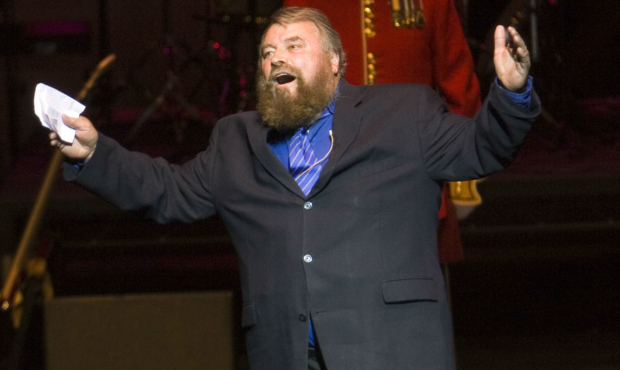 Brian Blessed, the actor and explorer