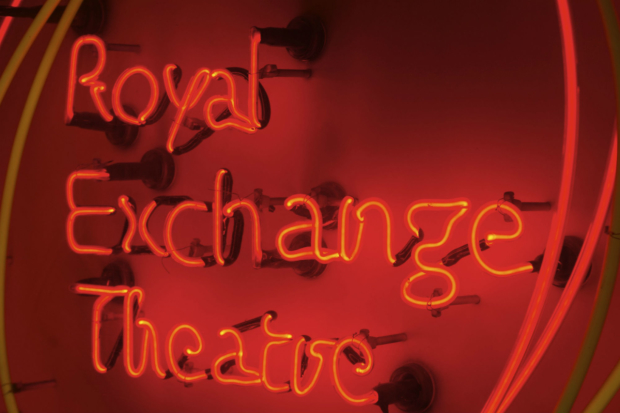 The Royal Exchange Theatre in Manchester
