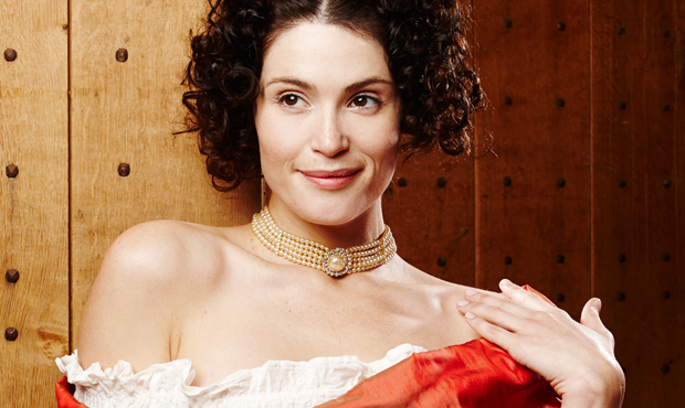 Gemma Arterton is set to play Nell Gwyn at the Apollo Theatre in February