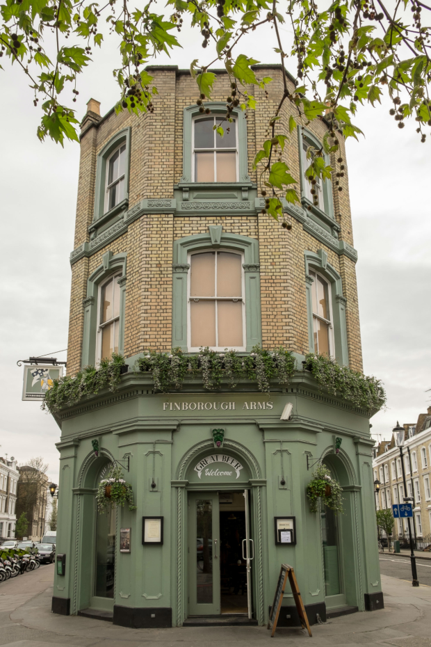 The Finborough Arms in west London