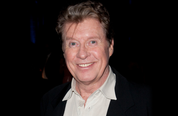 Actor Michael Crawford