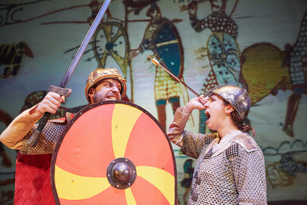 Horrible Histories: Groovy Greeks and Incredible Invaders