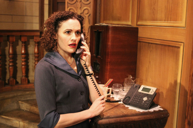 mousetrap agatha christie script Agatha christie's the mousetrap is a mystery but its success is not: the script is that good.