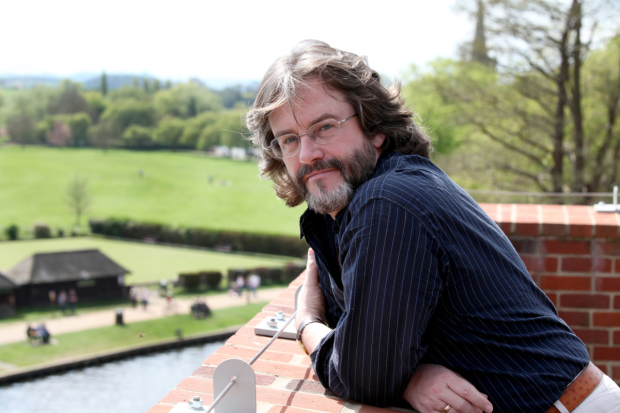 Gregory Doran, artistic director of the RSC