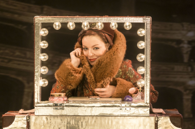 Sheridan Smith (Fanny Brice)