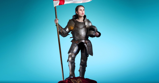 Michelle Terry as Henry V