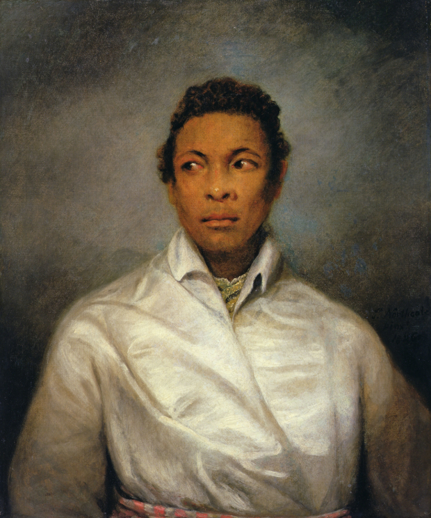 Ira Aldridge Othello, the Moor of Venice byJames Northcote, 1826