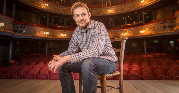 David Greig, new artistic director of Edinburgh Lyceum Theatre