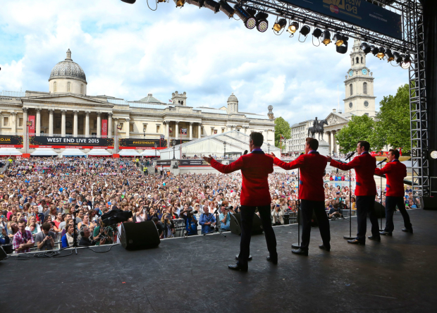 The annual West End Live