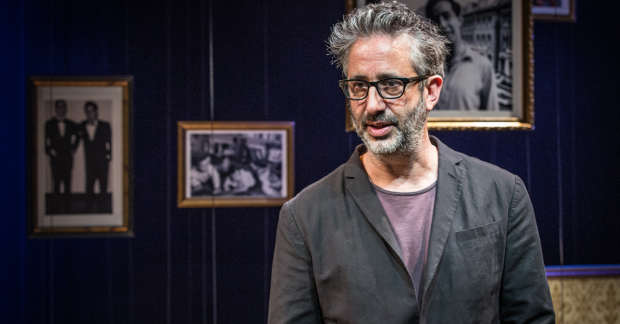 David Baddiel in My Family: Not the Sitcom