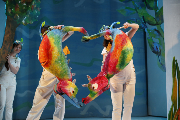 The New York production of The Very Hungry Caterpillar Show