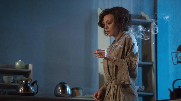 Helen McCrory in The Deep Blue Sea