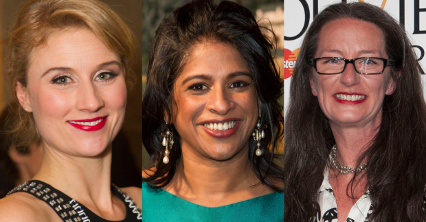 Jessica Swale, Indhu Rubasingham and Paule Constable will all feature in the inaugural Tonic Celebrates