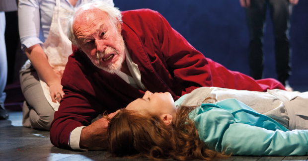 Timothy West in King Lear