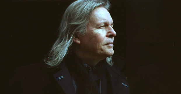 Playwright, translator and director Christopher Hampton