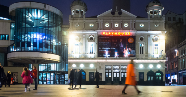 The Liverpool Playhouse