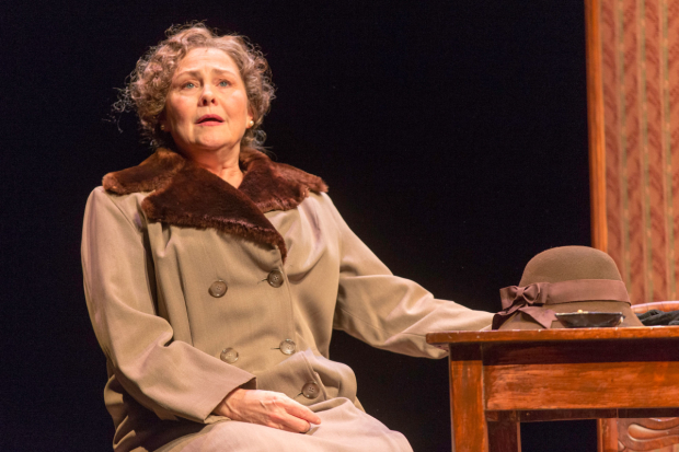 Cherry Jones in The Glass Menagerie