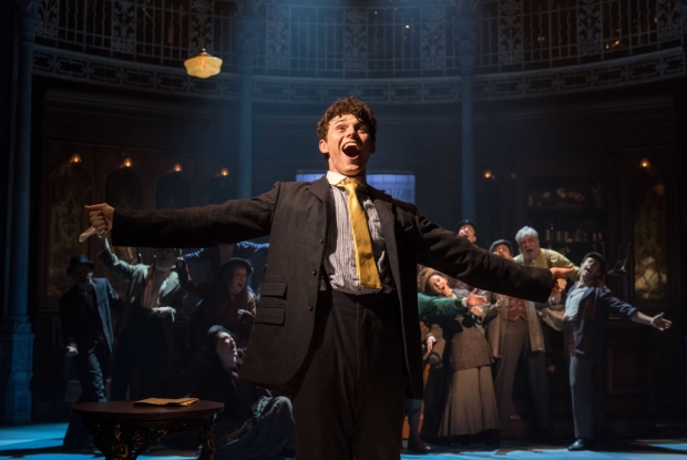 Charlie Stemp as Arthur Kipps