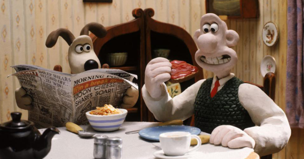 Aardman's Wallace and Gromit