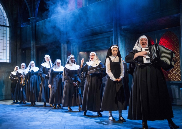 Company of Sister Act