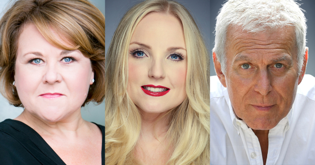 Wendi Peters, Kerry Ellis and Dave Willetts