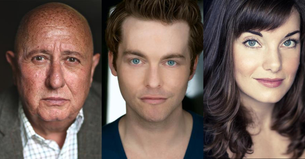 Jack Chissick, Ashley Robinson and Rebecca Trehearn will appear in Floyd Collins