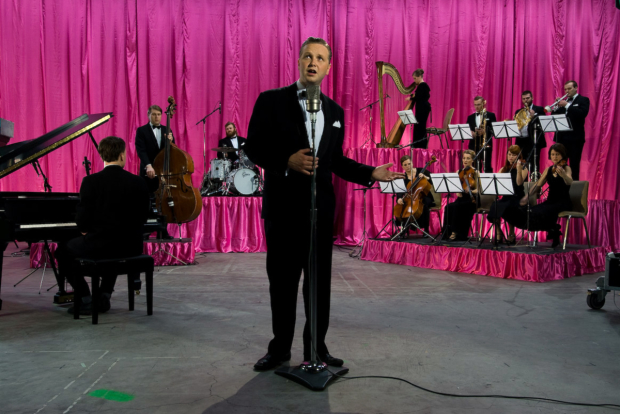 Ragnar Kjartansson in God (2007)