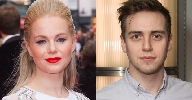 Amy Lennox and Jamie Muscato will both appear in Lazarus