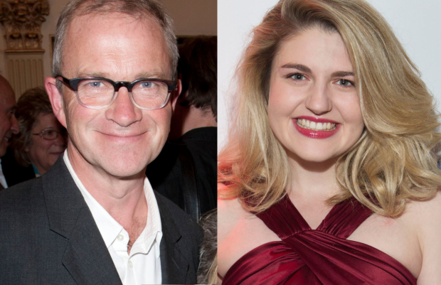 Harry Enfield and Lizzy Connolly will star in Once in a Lifetime