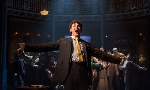Charlie Stemp as Arthur Kipps in Half a Sixpence